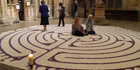 Cerne Giant Festival - Labyrinths and the Journey of Life