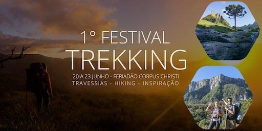 1° Festival de Trekking
