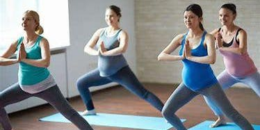 Prenatal Yoga at Community Birth& Wellness Center