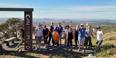 Women's Canberra Free Meet Up Hike // Sunday 18th August