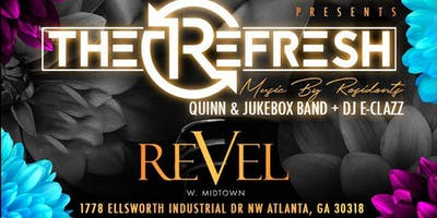 The Refresh at REVEL Midtown featuring Jukebox and DJ EClazz!