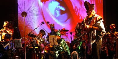 The Sun Ra Arkestra under the direction of Marshall Allen