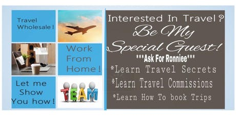 FREE- PROFESSIONAL TRAVEL SEMINAR tickets