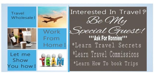 FREE- PROFESSIONAL TRAVEL SEMINAR