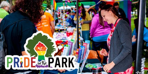 2019 Pride in the Park Vendor Registration