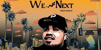 We up Next music festival w/ Rucci, SAVIII 3rd and Azjah plus more!