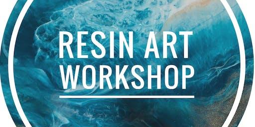 Resin Art Workshop