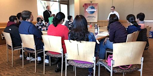 Hacienda Park Toastmasters Meeting