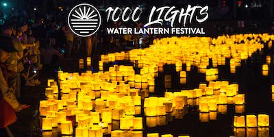 Bay Area | 1000 Lights Water Lantern Festival 2019