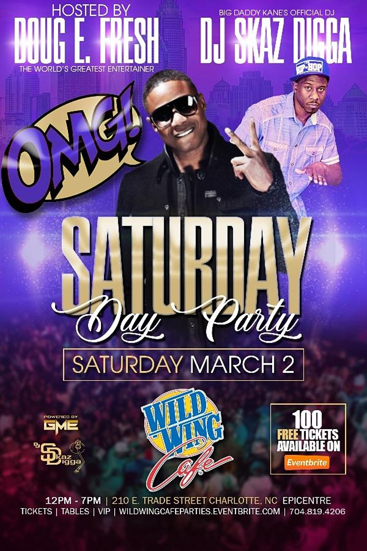 OMG Saturday Day Party Hosted By Doug E. Fresh image