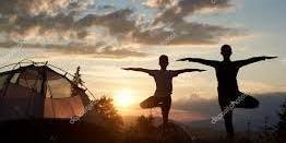 Summer solstice celebration yoga retreat