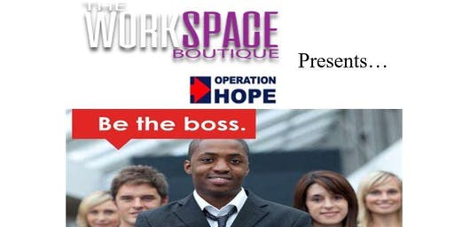 Be The Boss- Free Small Business Workshop