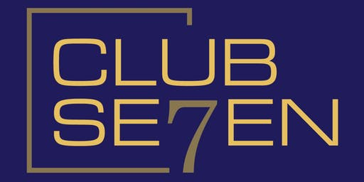Club Seven - Sutherland Shire Event - Wednesday 16 October 2019