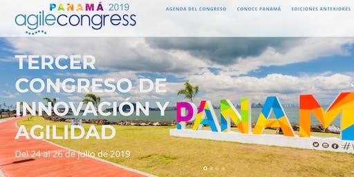 PANAMA AGILE CONGRESS - TERCER CONGRESO DE INNOVACION AGIL