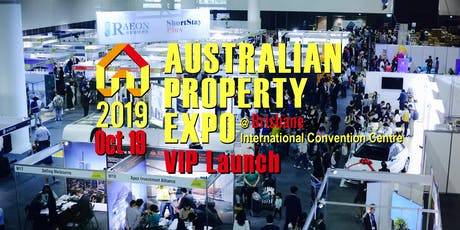 2019 SEQ (Brisbane) Property Expo - VIP Launch tickets