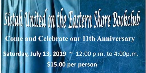 Sistahs United on the Eastern Shore Book Club