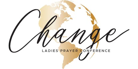Change Prayer Conference tickets