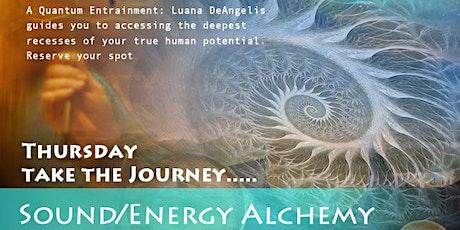 Sound / Energy, Alchemy Journey tickets