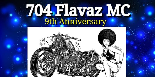 704 Flavaz MC 9th Anniversary Party