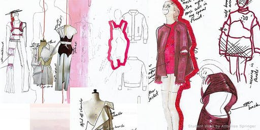 Fashion Illustration Workshop | Winter Workshop (5 Days, Sydney Campus)