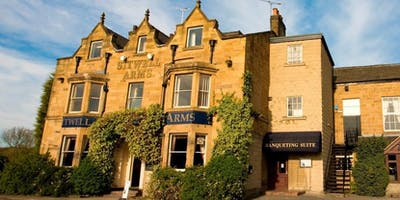 The Sitwell Arms Hotel (Renishaw) Psychic Meal - Eileen Proctor