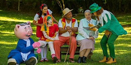 Desconto para Carnaval no Sítio do Picapau Amarelo ingressos