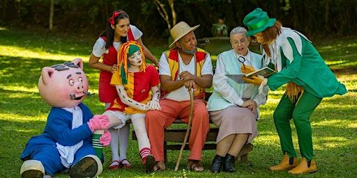 Desconto para Carnaval no Sítio do Picapau Amarelo
