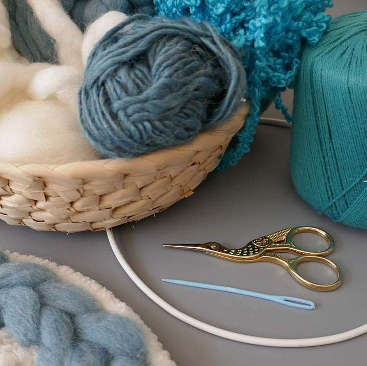 Round Weaving Workshop - Beginner level image