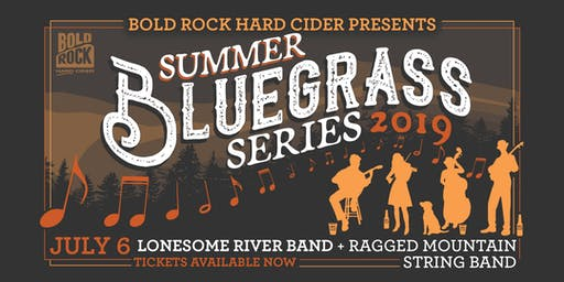 BR Summer Bluegrass ft. Lonesome River Band w/ Ragged Mtn String Band