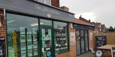 The Little Kitchen (Derby) Psychic Supper - Eileen Proctor