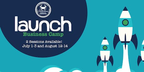 Launch Business Camp tickets