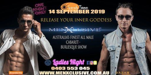 Ladies Night Hobart Granada Tavern Menxclusive™ 14 Sep