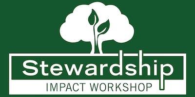 Pre-Forum Stewardship Impact Workshop | Louisville 2020