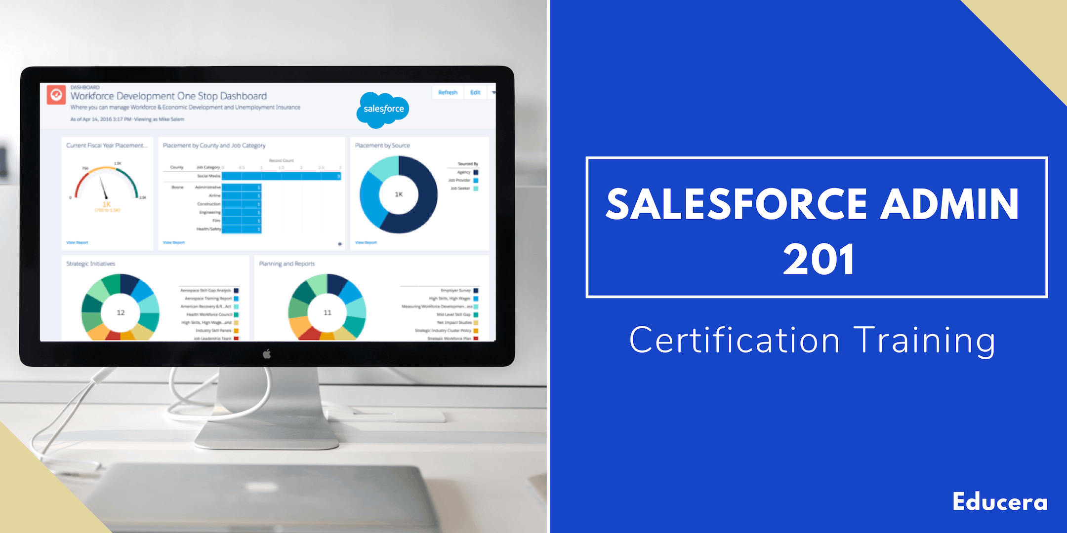 Salesforce Admin 201 Certification Training in West Palm Beach, FL
