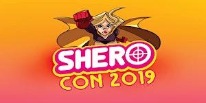 2019 SHEROCON POP-UP COMIC CON