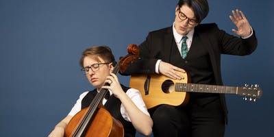 Geeksboro Presents: The Doubleclicks