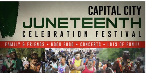 Capital City Juneteenth Festival