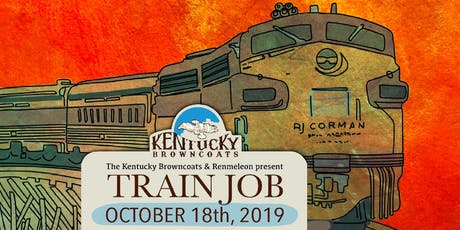 TRAIN JOB -  KYBrowncoats & My Old Kentucky Dinner Train tickets