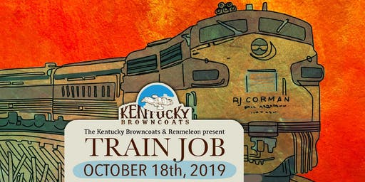 TRAIN JOB -  KYBrowncoats & My Old Kentucky Dinner Train