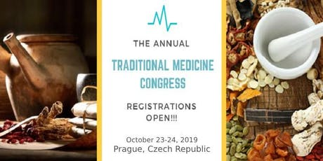 TRADITIONAL & NATURAL MEDICINE CONGRESS 2019 tickets