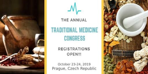 TRADITIONAL & NATURAL MEDICINE CONGRESS 2019