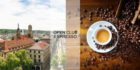 Open Club Espresso (Stuttgart) – November Tickets