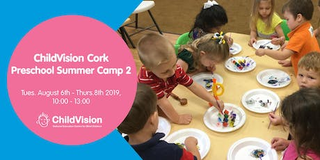 Cork Preschool Summer Camp 2  tickets