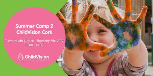 ChildVision Cork Summer Camp 2