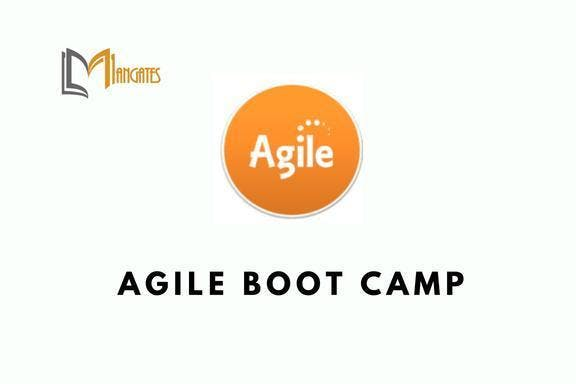 Agile Boot Camp in Phoenix, AZ on Mar 20th-22nd2019