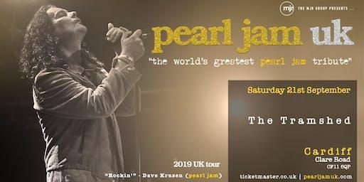 Pearl Jam UK (Tramshed, Cardiff)