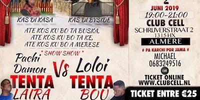 "Tenta Laira Tenta Bou \""Maestro VS Alumno\"""