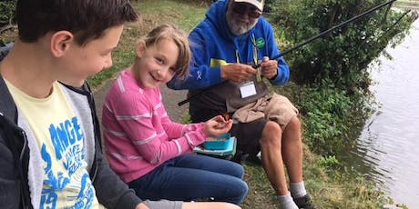 Free Let's Fish!   - Learn to Fish Sessions in Blacon Chester  tickets