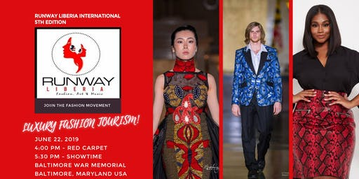 Runway Liberia International Showcase USA 5th Edition 2019