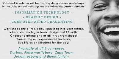iStudent Academy JHB : CAD Winter Workshops